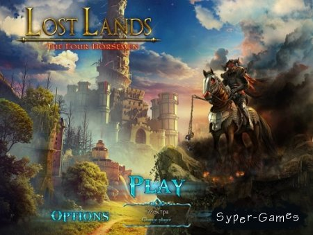Lost Lands 2: The Four Horsemen Collector's Edition (2015/ENG)