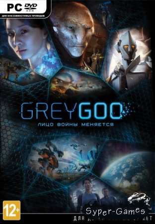 Grey Goo (2015/RUS/ML) RePack �� R.G. Steamgames