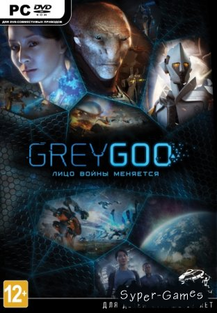 Grey Goo (Update 2/2015/RUS/ENG/MULTI8) Steam-Rip �� DWORD