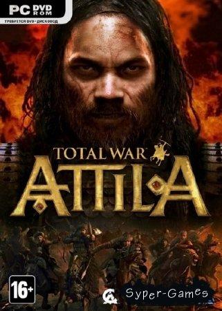 Total War: ATTILA (2015/RUS/RePack R.G. Steamgames)
