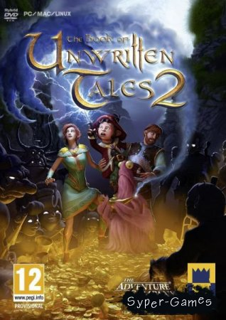 The Book of Unwritten Tales 2 (2015/ENG/DE/Repack by FitGirl)