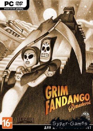 Grim Fandango Remastered (2015/RUS/ENG/RePack R.G. Revolution)