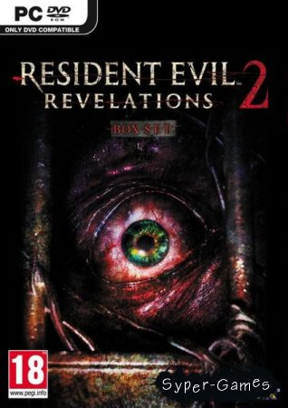 Resident Evil Revelations 2: Episode 1 - Box Set (2015/RUS/ENG/RePack by SeregA-Lus)