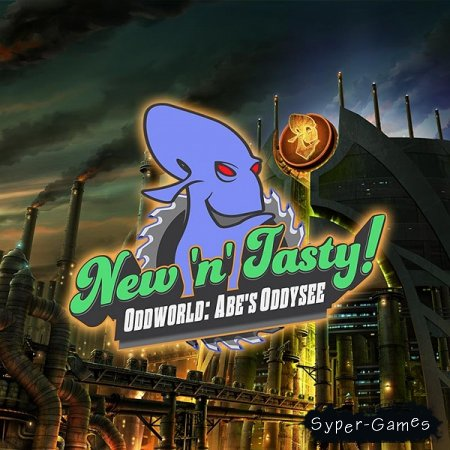 Oddworld: New 'n' Tasty (2015/RUS/MULTI10)