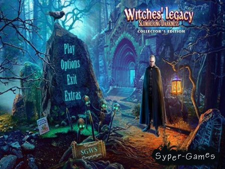Witches' Legacy 5: Slumbering Darkness Collector's Edition (2015/ENG)