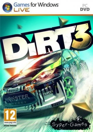 Dirt 3 (2011/Rus/Repack �� Crazyyy)