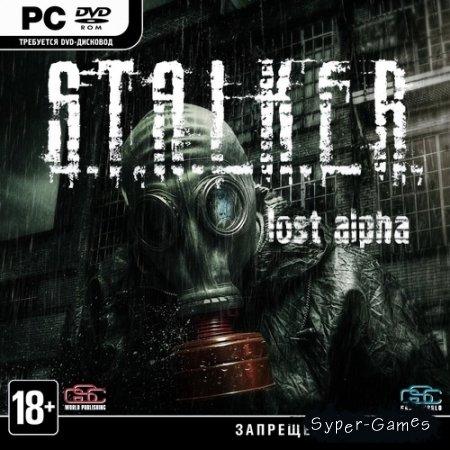 S.T.A.L.K.E.R.: Lost Alpha (2014/RUS/ENG/MULTI5)