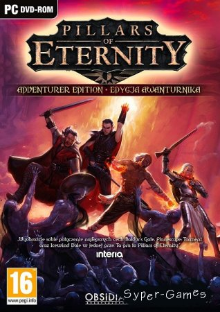 Pillars Of Eternity (2015/RUS/MULTI7/RePack by Let'sPlay)