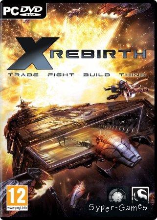 X Rebirth v3.5 (2014/RUS/ENG/Repack by SeregA-Lus)