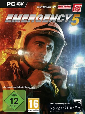 Emergency 5 v1.3.1 (2014/RUS/ENG/RePack by xatab)
