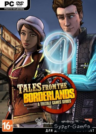 Tales from the Borderlands: Episode One - Zer0 Sum & Episode Two - Atlas Mugged (2015/ENG/RePack R.G. Games)