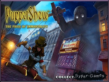 PuppetShow 7: The Price of Immortality Collector's Edition (2015/ENG)