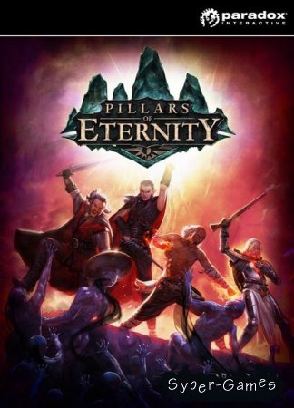 Pillars of Eternity (2015/RUS/ENG/MULTi7)
