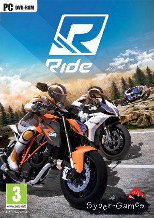 RIDE (2015/RUS/ENG/MULTi 10)