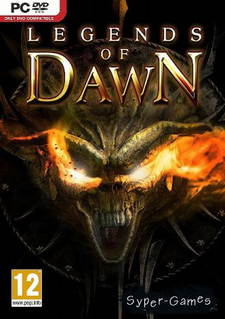 Legends of Dawn v1.10-52s (2013/RUS/ENG/Multi7/RePack R.G. Механики)
