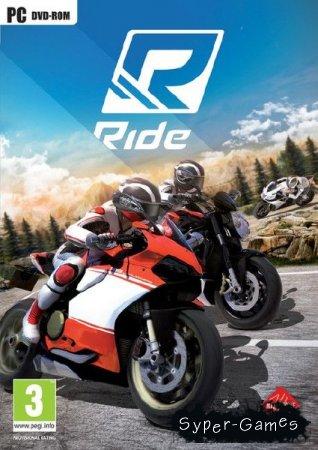 RIDE (2015/Rus/Multi9/RePack R.G. Steamgames)