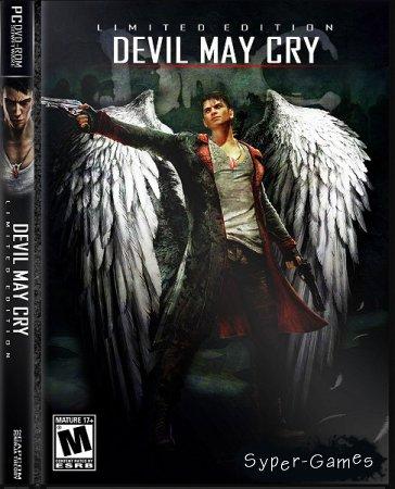 DmC: Devil May Cry (2013/RUS/ENG/RePack R.G. Механики)