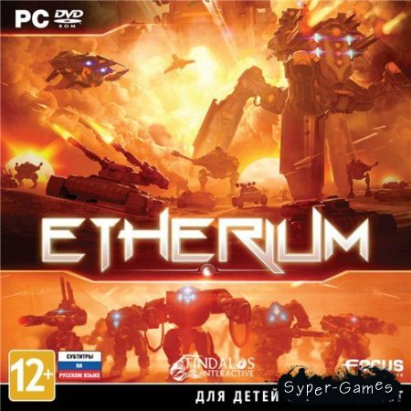 Etherium (2015/RUS/ENG/MULTi7)