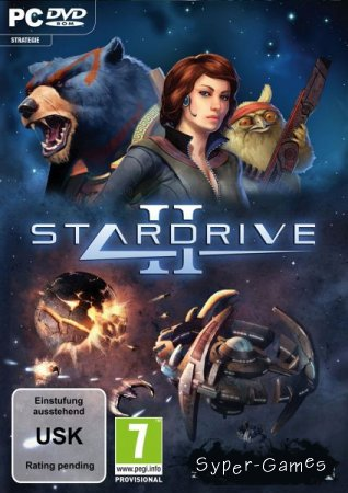 StarDrive 2 (2015/RUS/ENG/MULTi5)