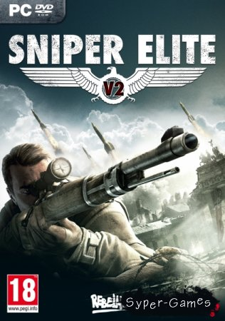 Sniper Elite V2 (v1.14+4 DLC/2012/RUS/ENG) Steam-Rip от R.G. Origins