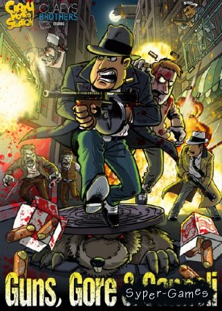 Guns, Gore & Cannoli (2015/RUS/ENG/RePack by uKC)