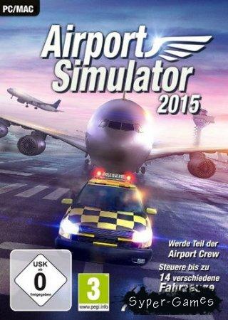 Airport Simulator 2015 (2015/RUS/ENG/MULTi12)