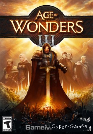 Age of Wonders 3: Deluxe Edition v1.555 + 4 DLC (2015/RUS/ENG/Repack by SeregA-Lus)