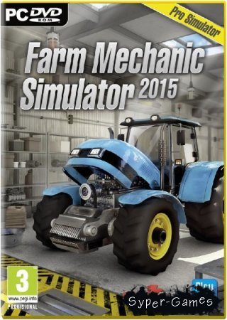 Farm Mechanic Simulator 2015 (2015/Eng/Multi5)