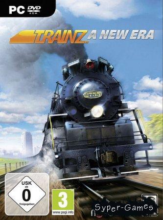 Trainz: A New Era (2015/ENG/MULTI4)