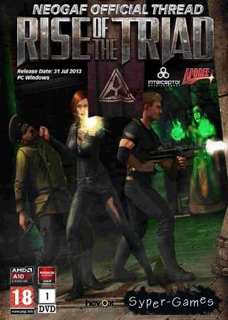 Rise of the Triad v1.5.1 (2013/ENG/RePack R.G. Catalyst)