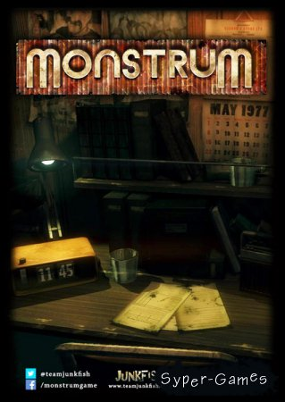 Monstrum (2015/ENG/Repack by FitGirl)
