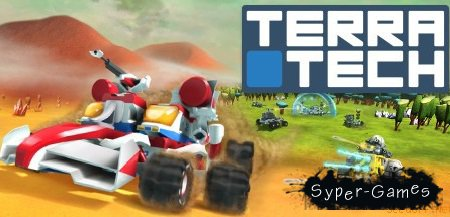 TerraTech [P] (0.5.5) Early Access (2015/RUS/ENG)