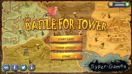 The Battle for Tower (2015) Android