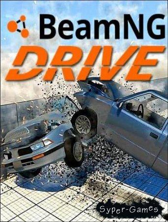 BeamNG.drive (BeamNG) v0.4.0.2 (2015/ENG/Beta)