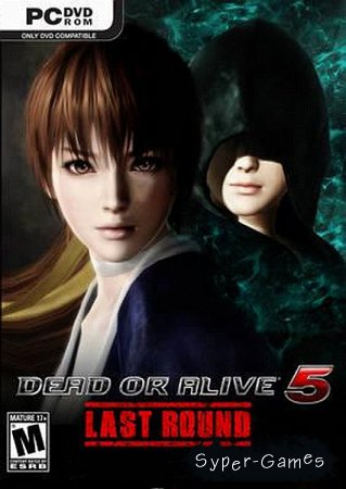 DEAD OR ALIVE 5: Last Round (2015/ENG/JAP/MULTI7/RePack by Tolyak26)