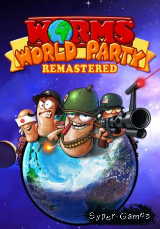 Worms World Party Remastered (2015/ENG/MULTI3)