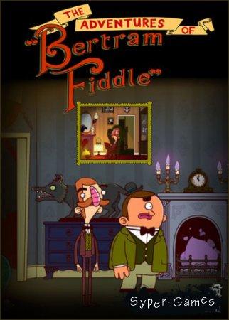 Adventures of Bertram Fiddle: Episode 1: A Dreadly Business (2015/RUS/ENG/MULTi5)
