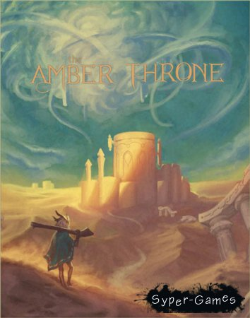 The Amber Throne (2015/ENG/RIP)