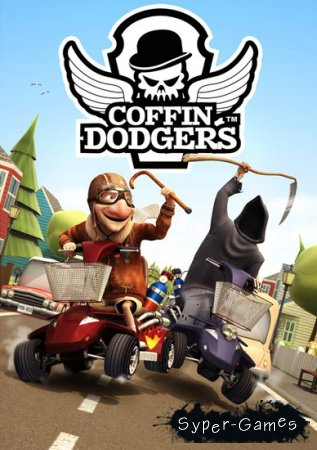 Coffin Dodgers (2015/ENG/RIP)