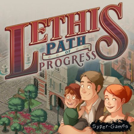 Lethis - Path of Progress  (2015/ENG/MULTI3)