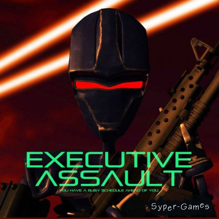 Executive Assault (2015/ENG)