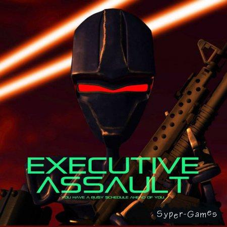 Executive Assault (2015/ENG)