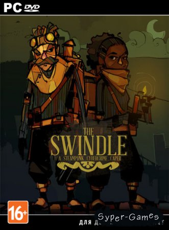 The Swindle (2015/ENG/RIP)