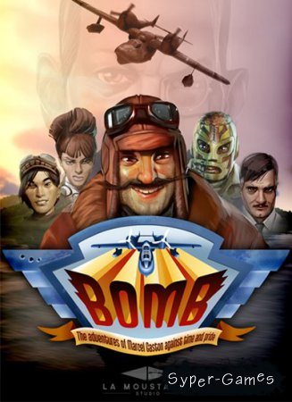 BOMB: Who let the dogfight? (2014/ENG/MULTI3)
