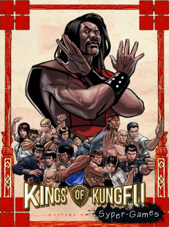 Kings of Kung Fu (2015/ENG)