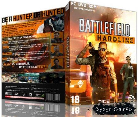 Battlefield Hardline v1.07.15 (2015/RUS/Repack by XLASER)