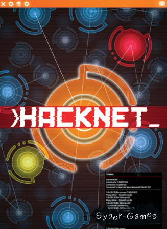 Hacknet (2015/ENG)