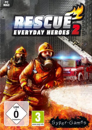 RESCUE 2: Everyday Heroes (2015/RUS/ENG/MULTI9)