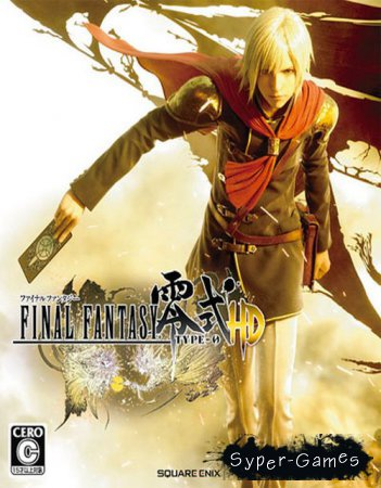 Final Fantasy TYPE-0 HD (2015/ENG/License)