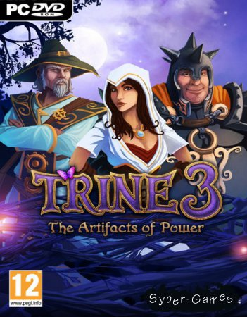 Trine 3: The Artifacts of Power (2015/RUS/ENG/RePack by FitGirl)